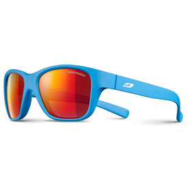 Julbo Turn Spectron 3CF Zonnebril 4-8 Jaar Kinderen, matt blue-multilayer red